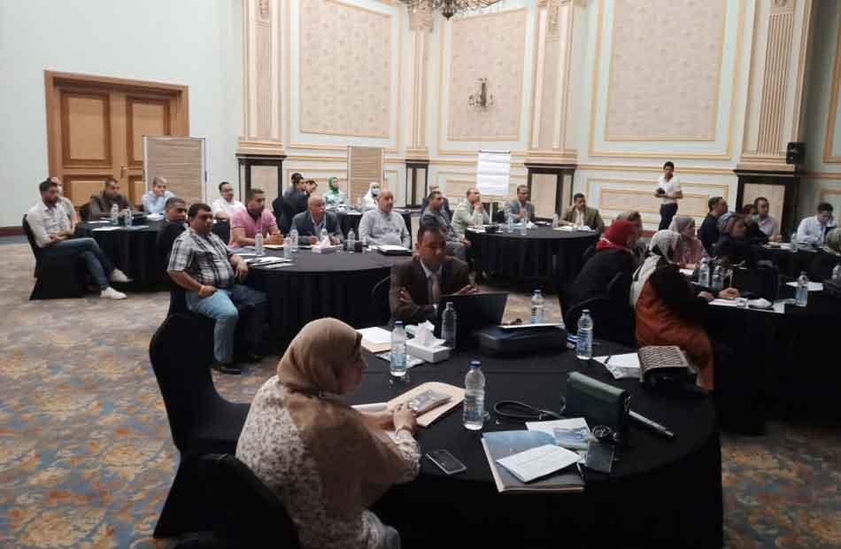 ورشة عمل دعم النزاهة بقطاع مياه الشرب والصرف الصحى بالإسكندرية