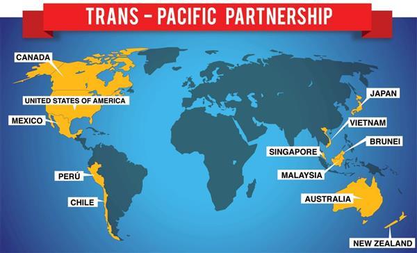 اليابان سنحلل بعناية عرض الصين الانضمام لاتفاقية الشراكة عبر المحيط الهادئ