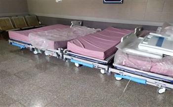 -وزارة-الصحة-تدعم--مستشفيات-بدمياط-بتجهيزات-رعاية-مركزة-بقيمة--ملايين-جنيه- -صور-