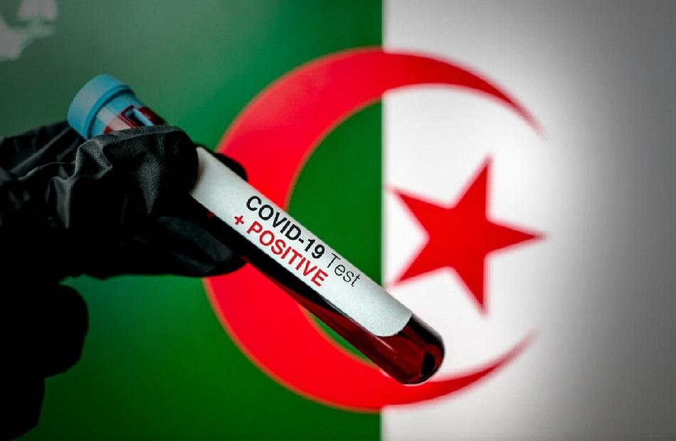 الجزائر تسجل  إصابة بكورونا خلال  ساعة