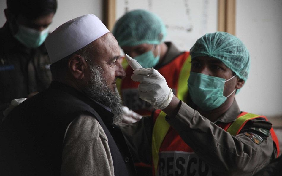 باكستان تسجيل  إصابة جديدة بفيروس كورونا و وفاة