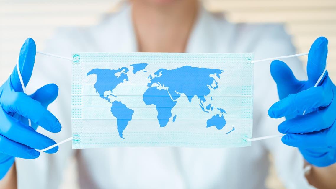 كورونا حول العالم إجمالي الإصابات  مليون وإجمالي اللقاحات نحو  مليار