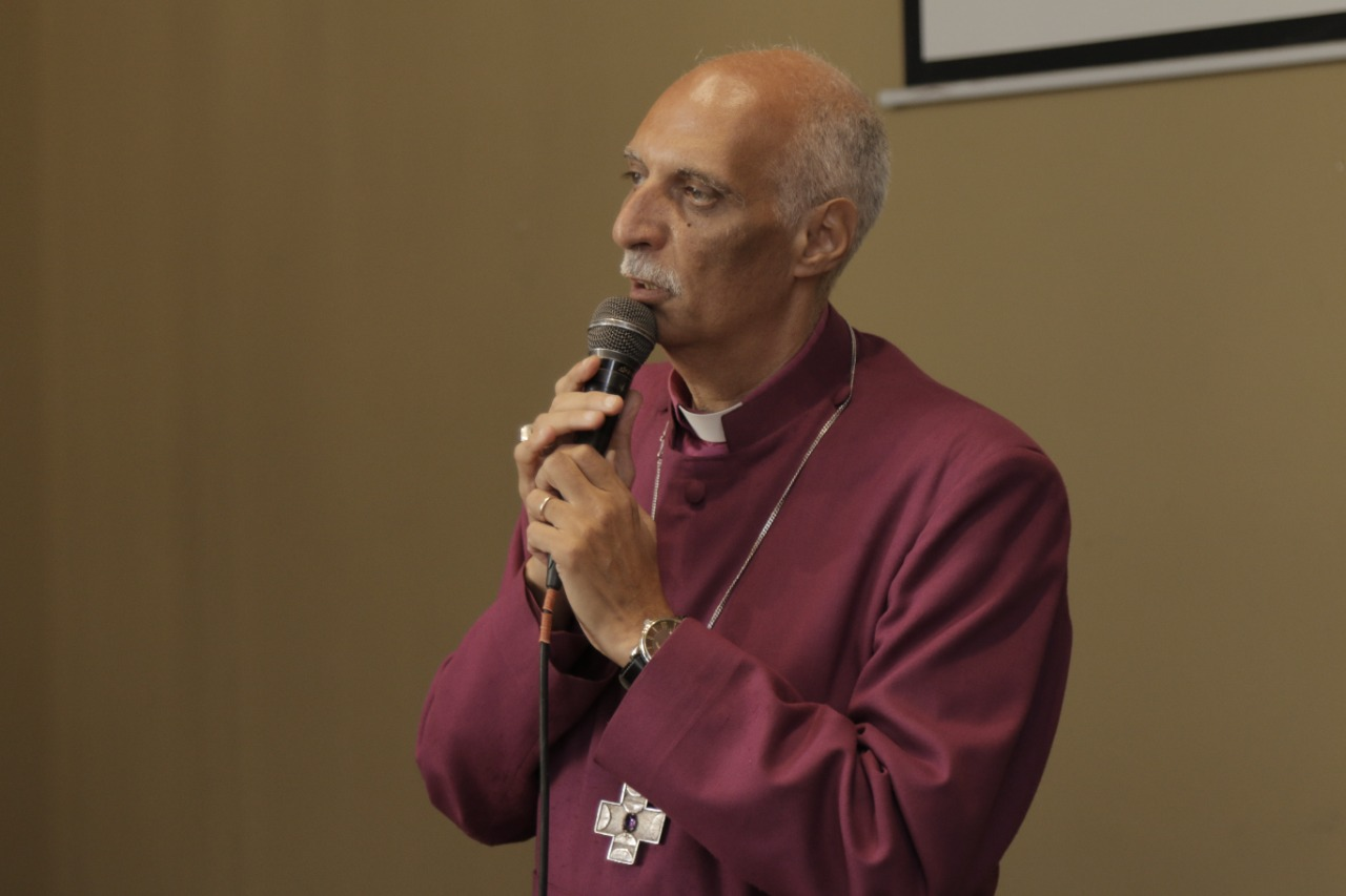 رئيس الكنيسة الأسقفية يفتتح مؤتمر ;الإيمان والعمل; للكنائس الإفريقية   صور