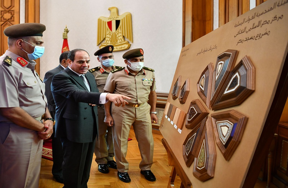 أبرز المعلومات عن مسجد مصر بالعاصمة الإدارية الجديدة  صور