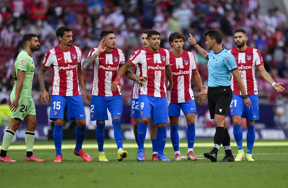 أتلتيكو مدريد يتعادل مع أتلتيك بلباو سلبيًا في الدوري الإسباني