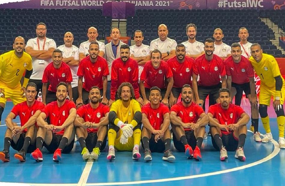 منتخب الصالات يودّع كأس العالم بعد الهزيمة من أوزبكستان