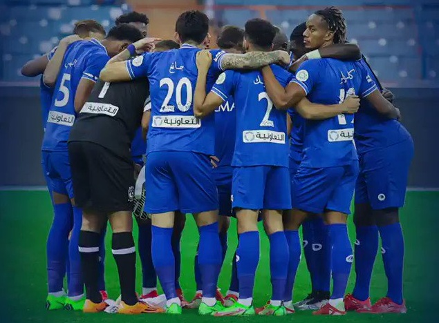 الهلال يفوز على الاتفاق ويعتلي صدارة الدوري السعودي مؤقتًا