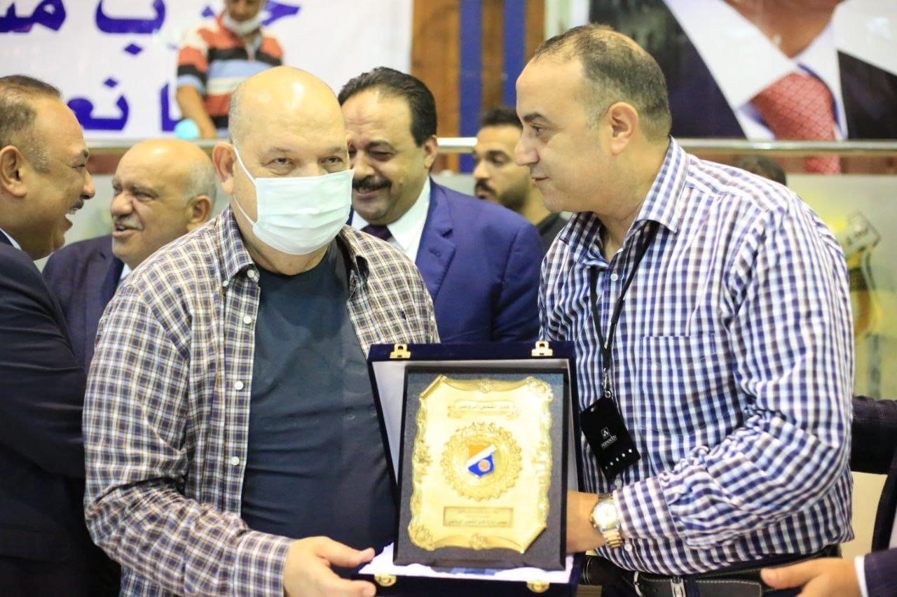 ;الخليفة; يتوج بطلا لدوري  مستقبل وطن  على مستوى القاهرة | صور