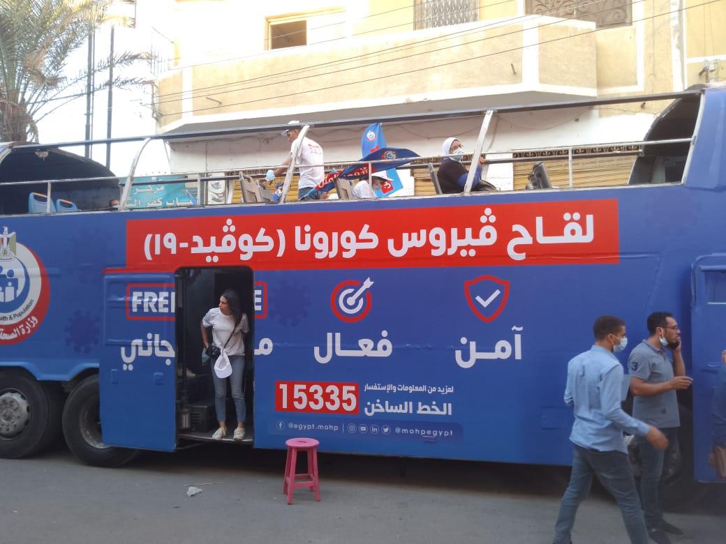 حملة  معًا نطمئن سجل الآن  تنطلق بمحافظات الغربية والمنيا والإسماعيلية