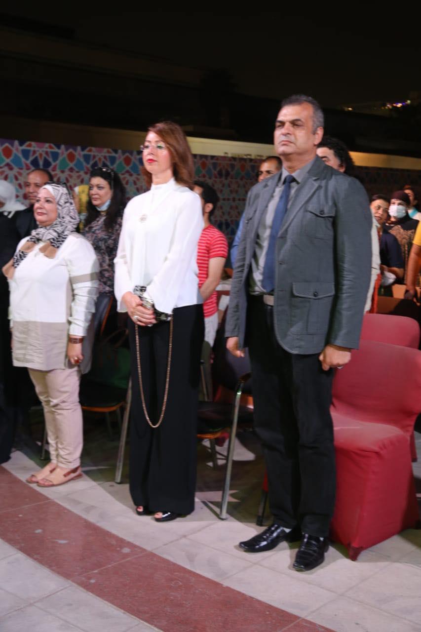 مهرجان أيام القاهرة الدولى للمونودراما