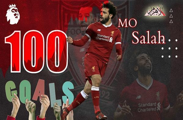 هدفان فقط يفصلان محمد صلاح عن رقم قياسي تاريخي مع ليفربول