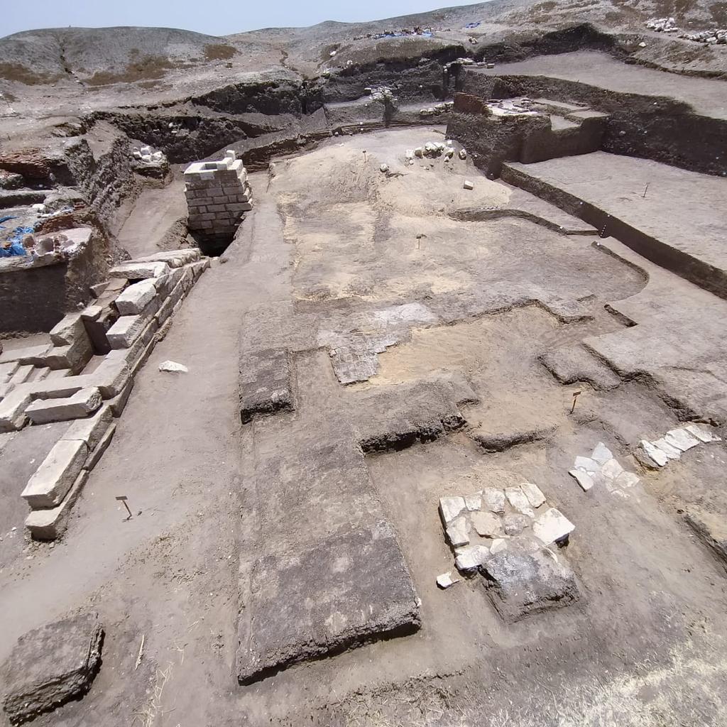 كشف كفر الشيخ الأثري