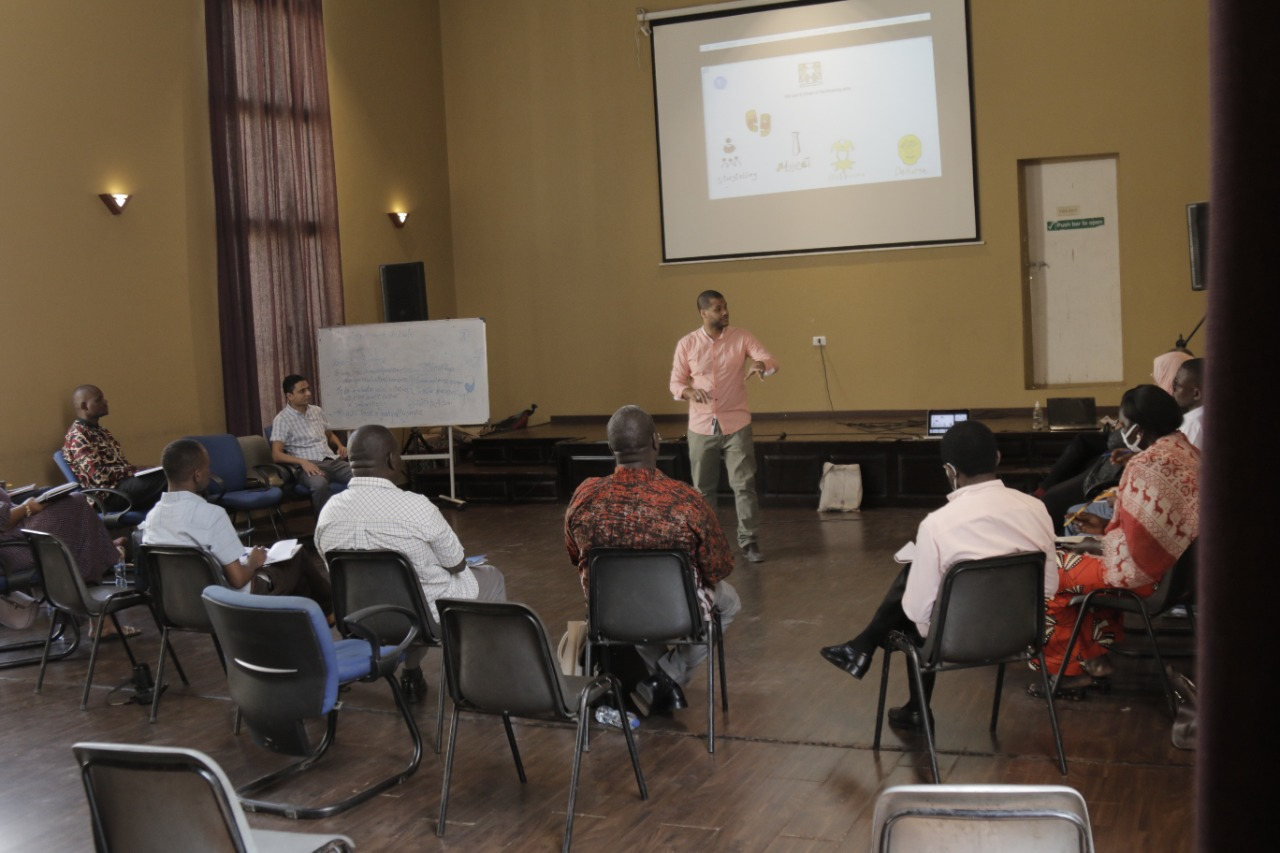 مؤتمر  الإيمان والعمل  للكنائس الإفريقية