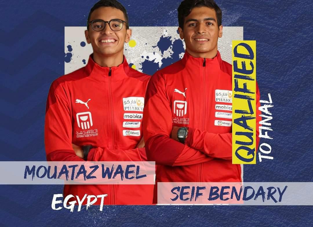 اليوم ختام منافسات بطولة العالم للخماسي الحديث للشباب والشابات