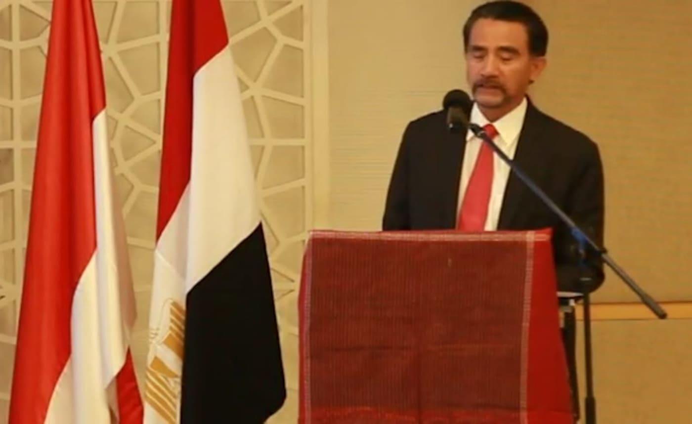 السفير الإندونيسي بالقاهرة ارتفاع حجم التجارة البينية بنسبة  عن العام الماضي