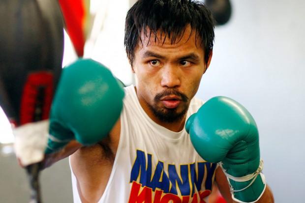 الملاكم باكياو يعلن ترشحه لانتخابات الرئاسة الفلبينية عام