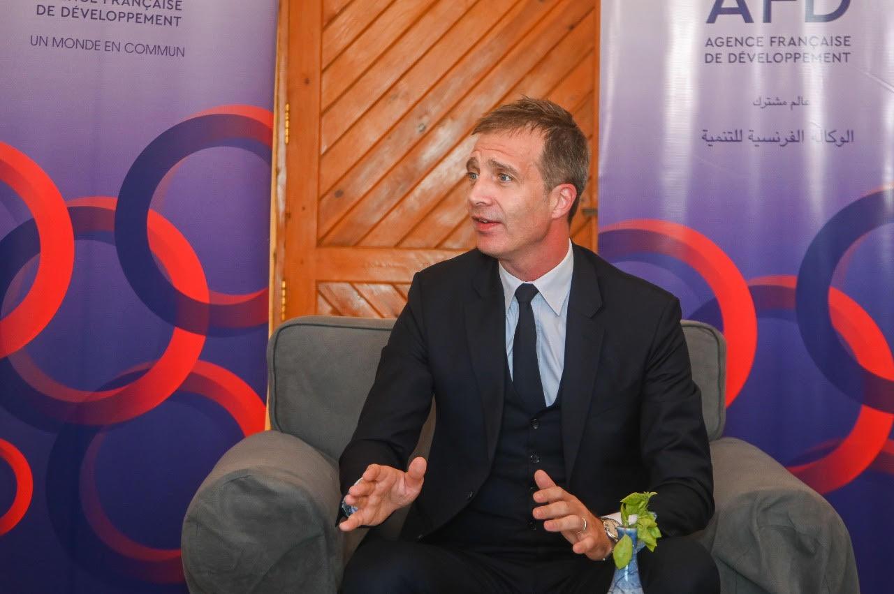 مدير الفرنسية للتنمية بالقاهرة تنفيذ مجموعة من المشروعات الجديدة بالعديد من القطاعات في مصر