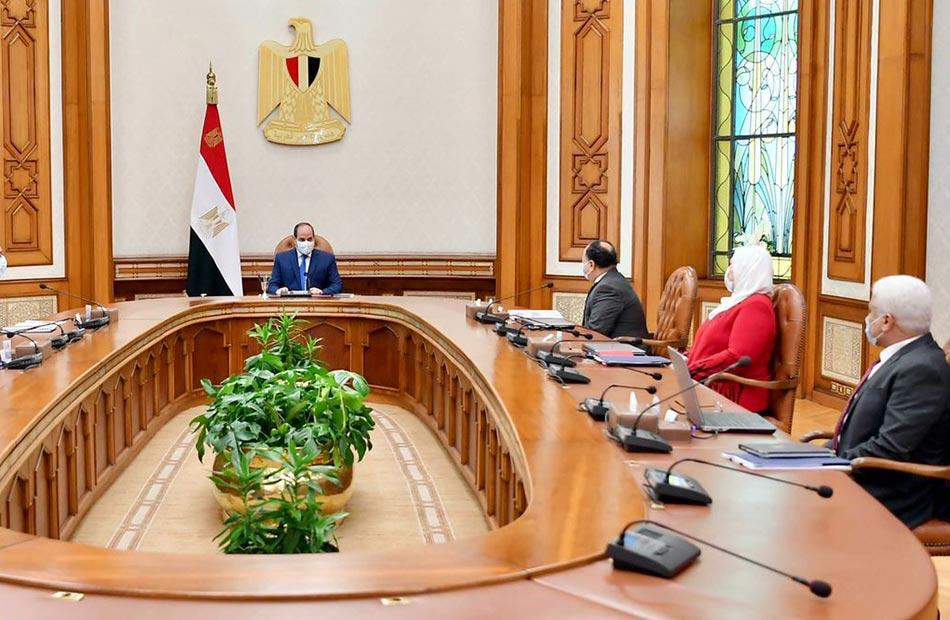 تنفيذ فوري لتكليفات الرئيس السيسي بمد مظلة التأمين الاجتماعي لنحو  ألف فنان مصري