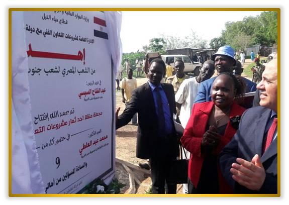 تعاون مصر ودول حوض النيل القاهرة في قلب القارة السمراء بمسئولية تاريخية وعلاقات أخوية