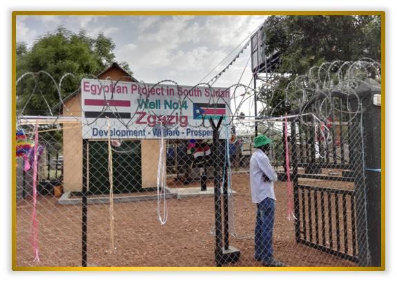 مصر وجنوب السودان نموذج فريد للشراكة الإستراتيجية والتنمية الإنسانية
