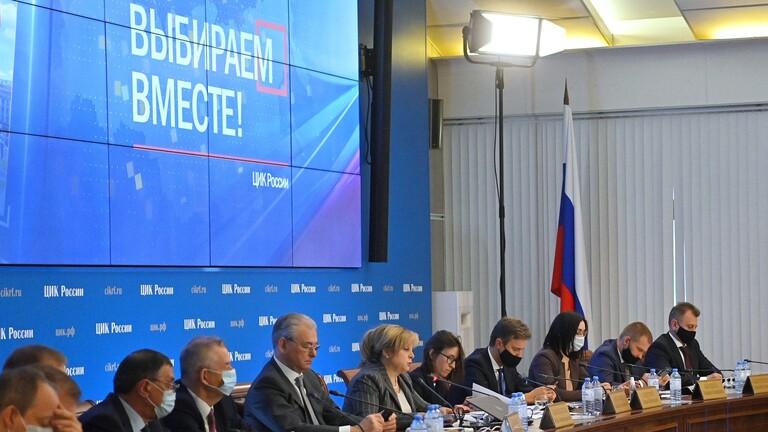 الداخلية الروسية لم نُسجل انتهاكات جسيمة في الانتخابات الجارية