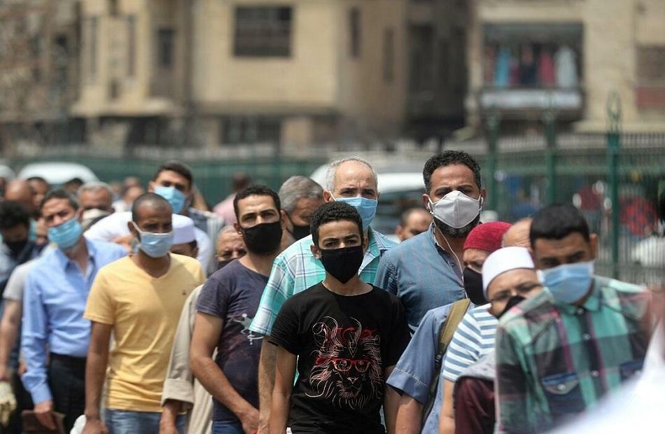 مصر دخلت الموجة الرابعة لـ كورونا القاتل   شكل الفيروس وموعد تراجع الإصابات و أسلحة لدفع خطر العدوى