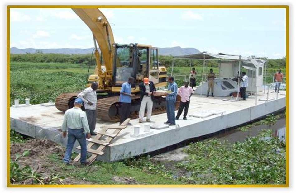 آبار تنزانيا بأيادي مصرية مشروعات تروي المواطنين مياهًا نقية في البلد الشقيق