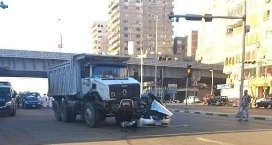 حبس سائق النقل المتسبب في وفاة ;الشيخ هاني الشحات; خطيب مسجد الأرقم