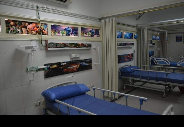 مستشفى العاشر من رمضان