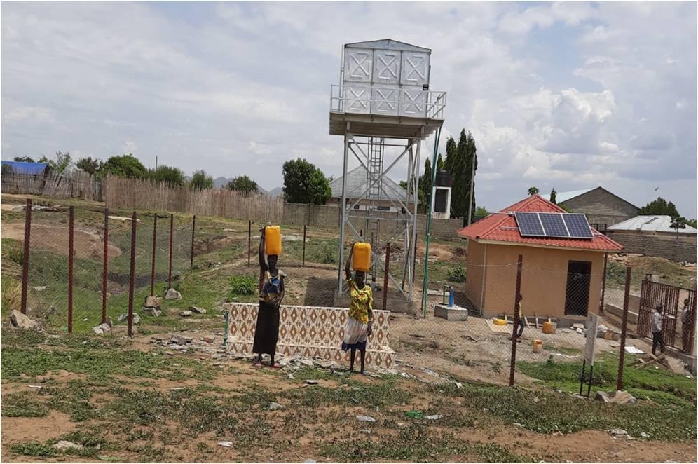 مشروعات التعاون الثنائى بين مصر ودولة جنوب السودان