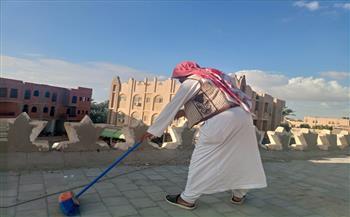 أوقاف-مطروح-بدء-حملة-لتنظيف-أسطح-المساجد-استعدادا-لموسم-الشتاء صور-