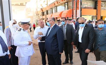 محافظ-القاهرة-يتفقد-محاور-المنطقة-الشرقية- -صور-