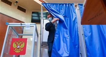 النتائج-الأولية-لانتخابات-مجلس-الدوما-الروسي-تظهر-تقدم-حزبquot;روسيا-الموحدةquot;