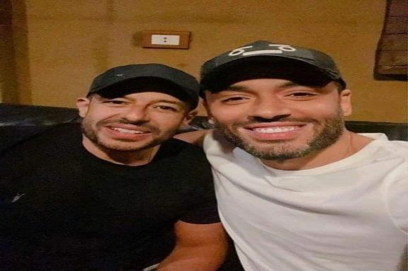 رامي جمال يعلن عودة التعاون مع حماقي بعد ١١ سنة غياب