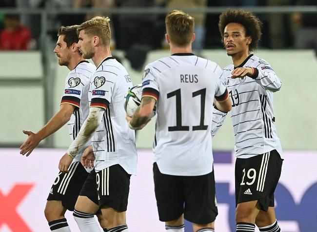 ألمانيا تفوز على ليشتنشتاين في أول ظهور رسمي لفليك في تصفيات كأس العالم