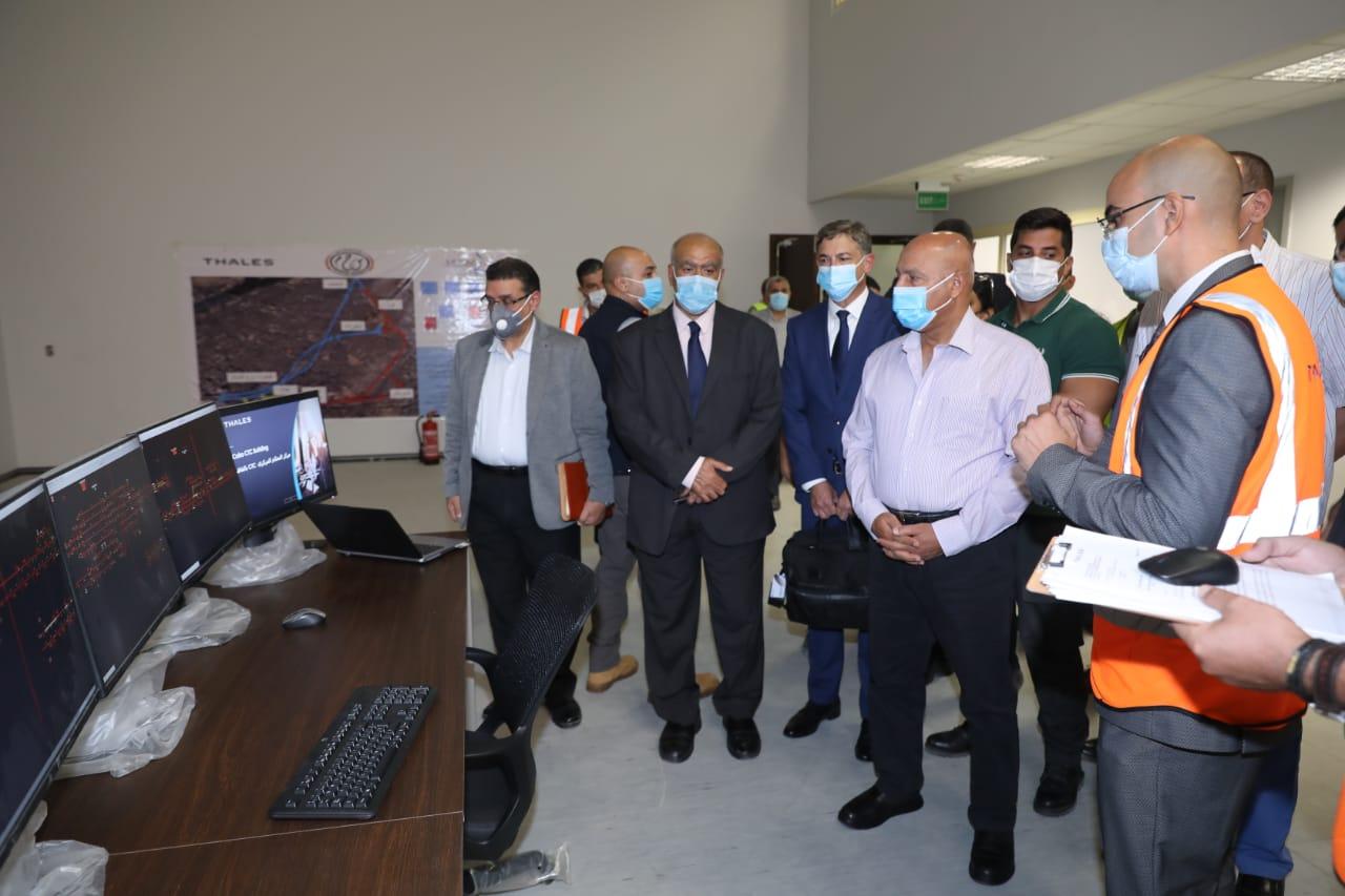 مدير قطاع النقل بالبنك الدولي مهتمون بالتعاون مع مصر في تقليل الانبعاثات الكربونية