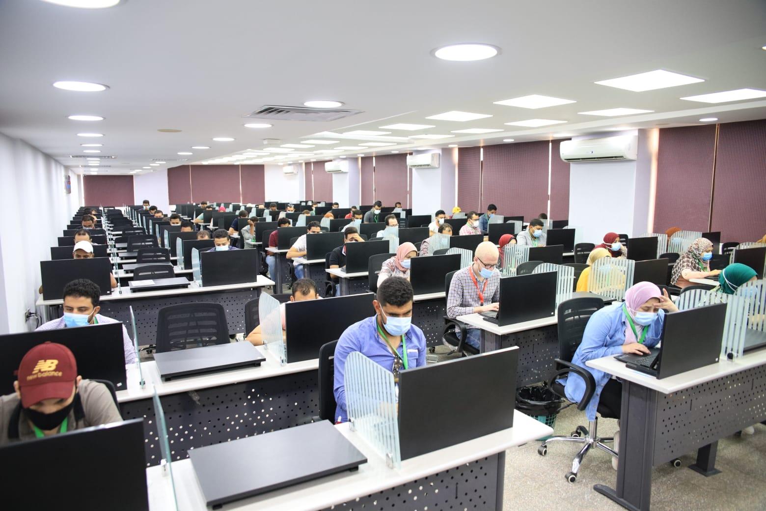 ;التنظيم والإدارة; ينتهي من تقييم  آلاف متقدم لوظائف بوزارة الري   صور