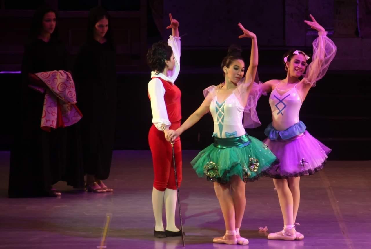 تنمية المواهب على المسرح الكبير ومعهد الموسيقى العربية
