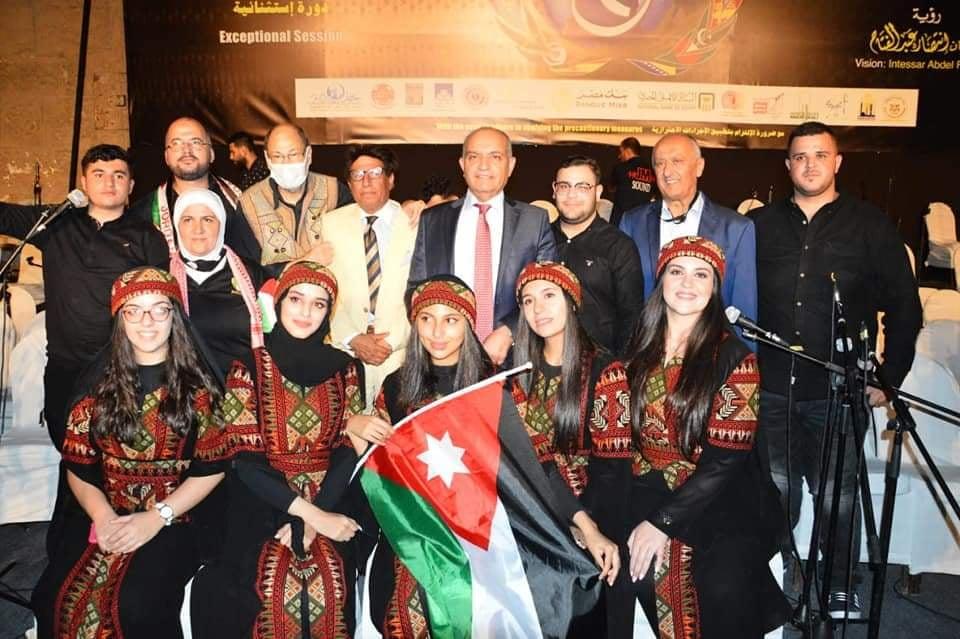بيت السناري يستقبل ;الأردن; ضيف شرف مهرجان سماع الدولي للإنشاد والموسيقى | صور
