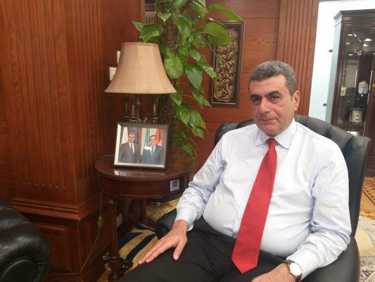 رئيس البتروكيماويات المصرية فتح أسواق عالمية جديدة للتصدير وتوفير عائد دولاري بقيمة  مليون دولار
