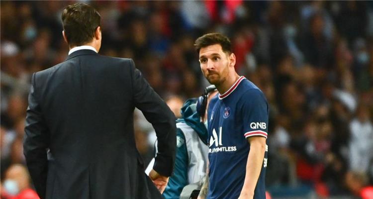 باريس سان جيرمان يعلن إصابة ميسي وغيابه عن مباراة ميتز