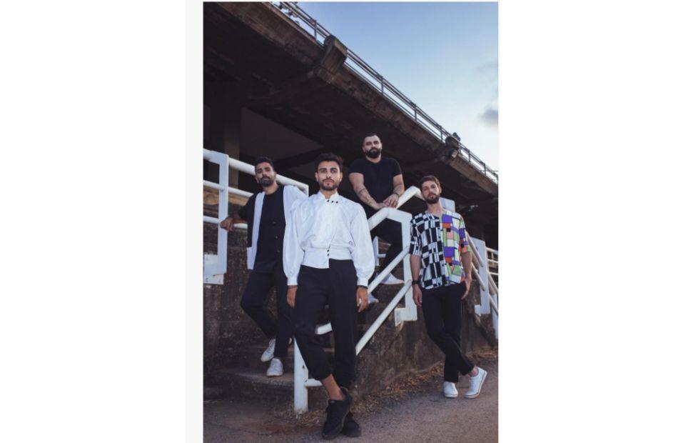 فرقة أدونيس في حفل مباشر في بيروت الخميس المقبل