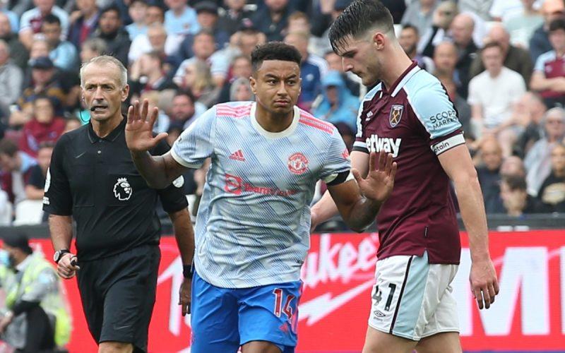 مانشستر يونايتد يتواصل مع والد لينجارد من أجل تجديد تعاقده