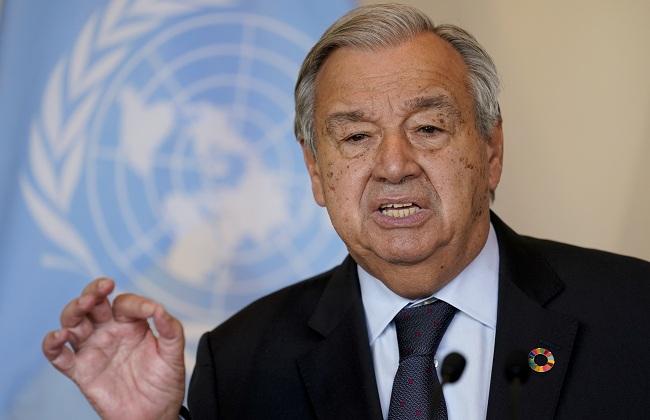 الأمم المتحدة تدعو قادة العالم إلى جعل مؤتمر المناخ ;كوب ; نقطة تحول حقيقية