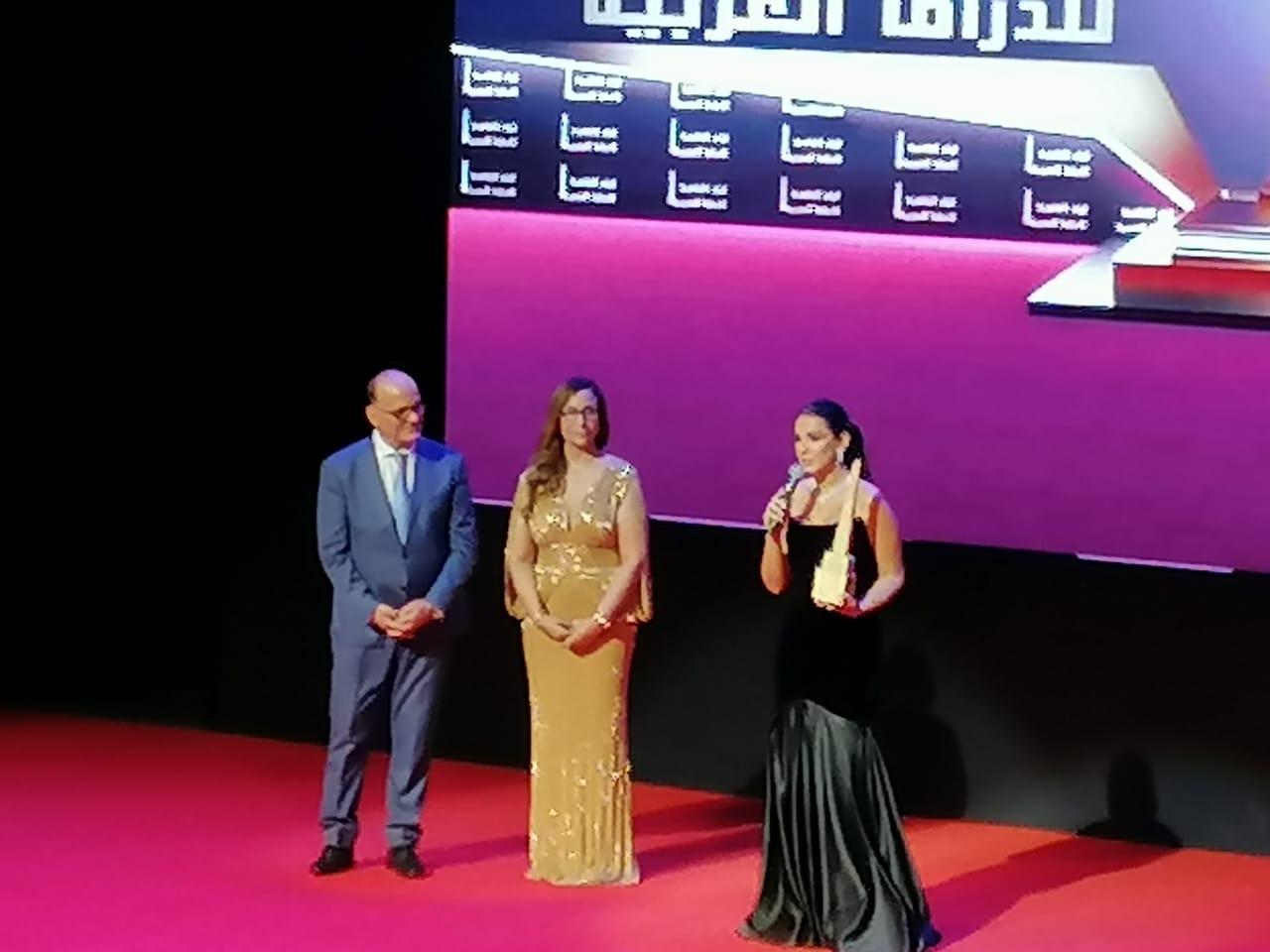 جوائز أيام القاهرة للدراما العربية