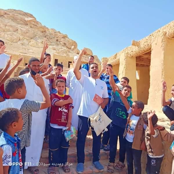 برنامج  اعرف بلدك  مع انطلاق الموسم السياحي الشتوى