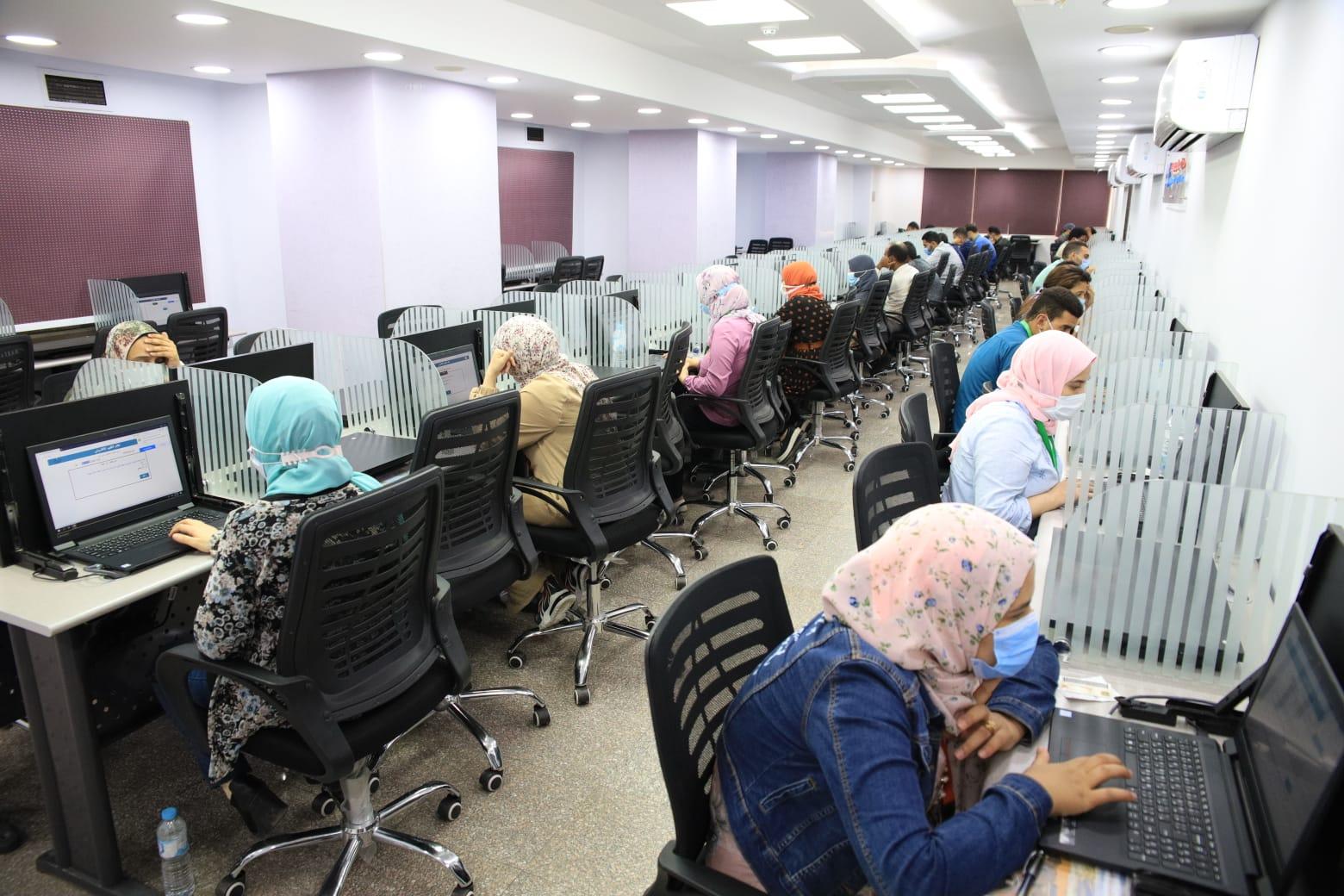 تقييم 6 آلاف متقدم لوظائف بوزارة الري