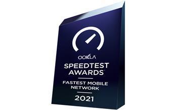 للعام الخامس ;اورنچ مصر; تفوز بجائزة أسرع شبكة إنترنت محمول في مصر طبقًا لتطبيق Speedtest من Ookla