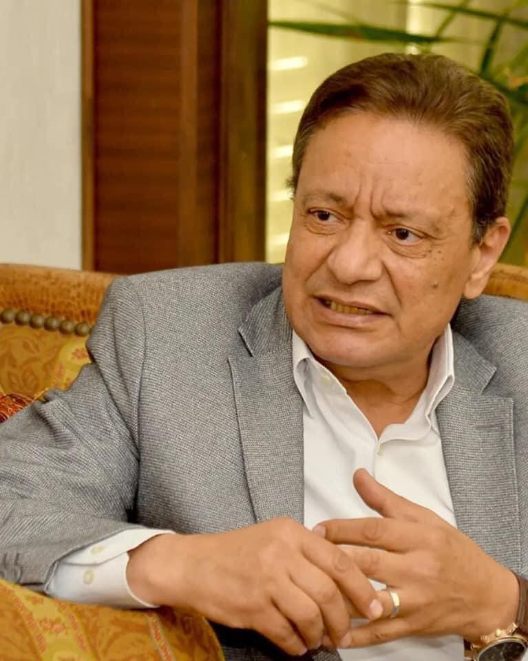 الكاتب الصحفي كرم جبر، رئيس المجلس الأعلى لتنظيم الإعلام