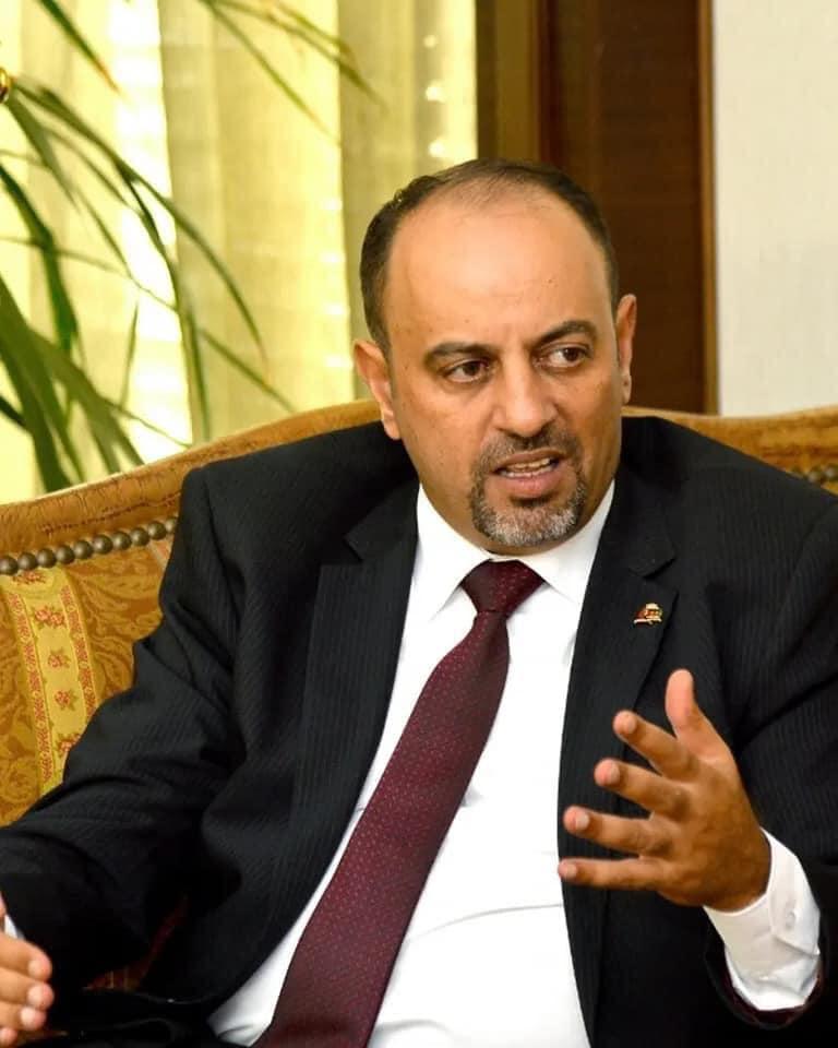 الدكتور طارق أبوالراغب رئيس هيئة الإعلام بالمملكة الأردنية